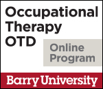 Occupational Therapy O T D Online Program at Barry University
