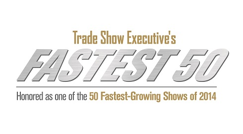Honored as Trade Show Executive's Fastest 50