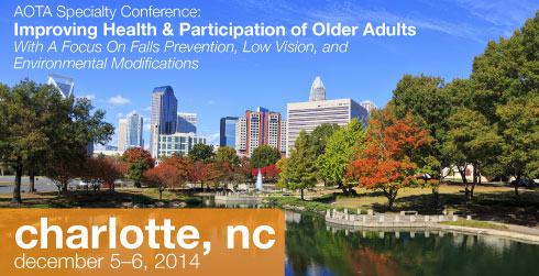 Older Adults Conference in Charlotte, North Carolina