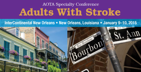 Adults with Stroke Conference