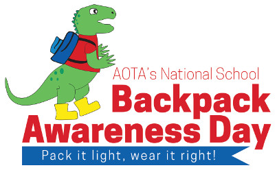 AOTA's National School Backpack Awareness Day!