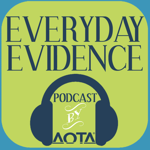 Everyday Evidence Podcast Series logo