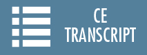CE Transcript Instructions