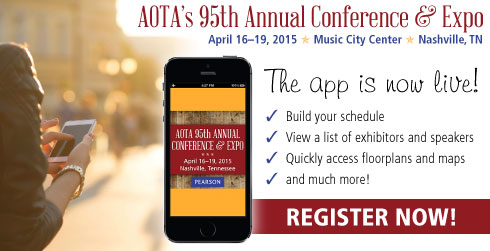 Annual Conference & Expo App is live