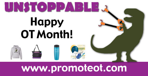 Happy OT Month! www.promoteot.com