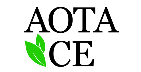 AOTA Continuing Education logo