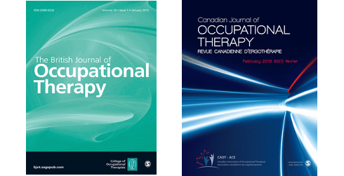 Read the British and Canadian Journal of O T.