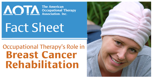 AOTA Fact Sheet: Breast Cancer Rehabilitation