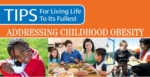 Tips for Addressing Childhood Obesity