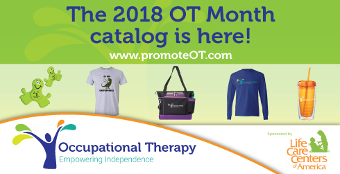 Occupational Therapy Month   AOTA