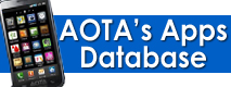 AOTA's apps database