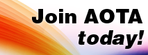 Join AOTA Today!