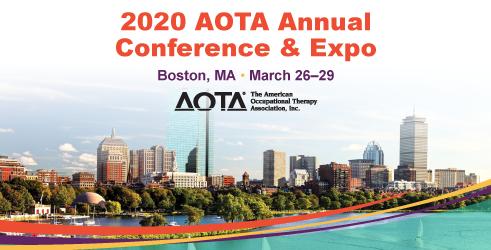 AOTA 2020 Boston MA