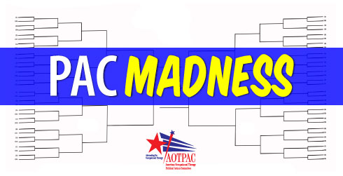 AOTPAC's PACMadness Tournament