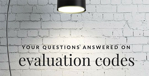 evaluation codes