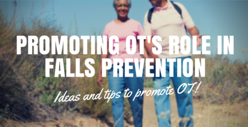 Promote OT on Falls Prevention Awareness Day