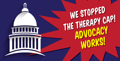 We stopped the therapy cap! Advocacy works!