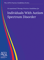 Autism Spectrum Disorder Practice Guidelines Cover