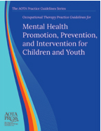 Mental Health for Children and Youth Practice Guidelines Cover