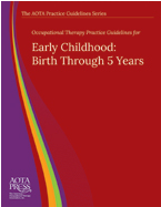 Early Childhood Practice Guidelines Cover
